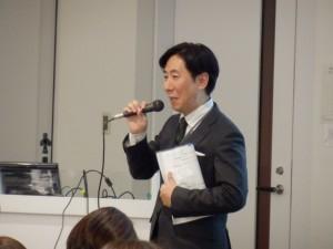 マニュアル作成セミナー 講師 安岡 仁之