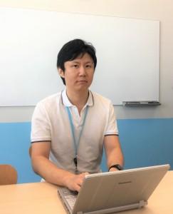 グローバル開発本部  テクニカルコミュニケーショングループ リーダー 仲田 尚央 様