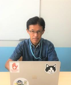 グローバル開発本部 東京第1開発部テクニカルコミュニケーショングループ 中島晃一様